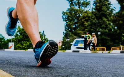 Can You Use Walking Shoes for Running Marathon?